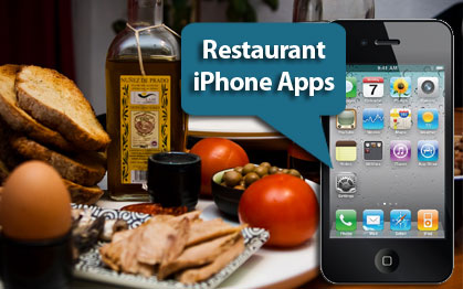 Restaurants – Build Mobile Apps