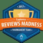 Capterra Reviews Madness Badge 2017 Bizness Apps