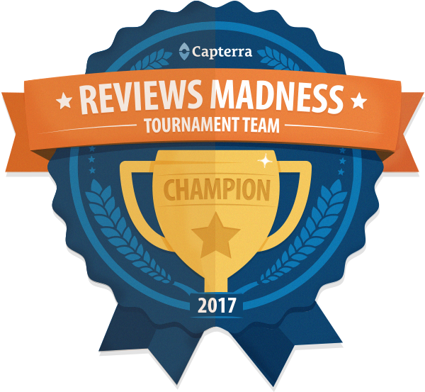 Capterra Reviews Madness: Thank You!