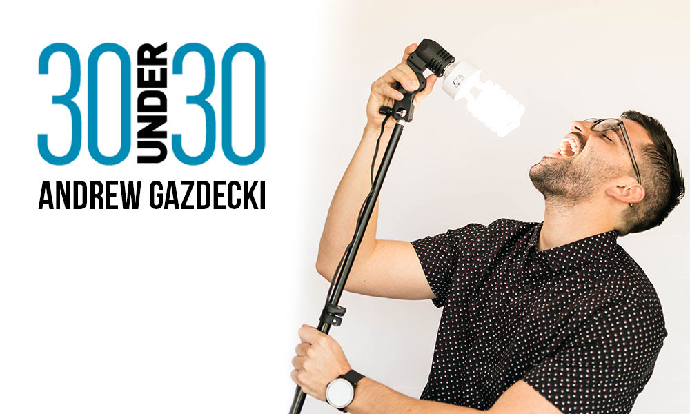30 Under 30: Meet Our CEO, Andrew Gazdecki