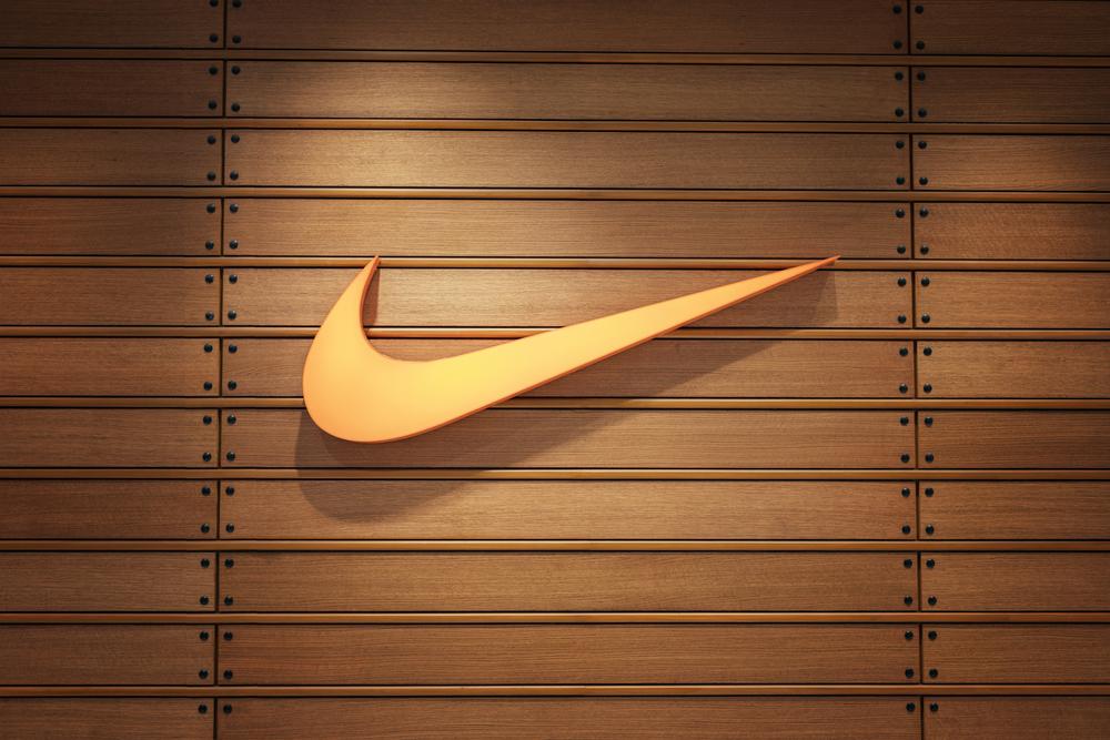 famous logo nike